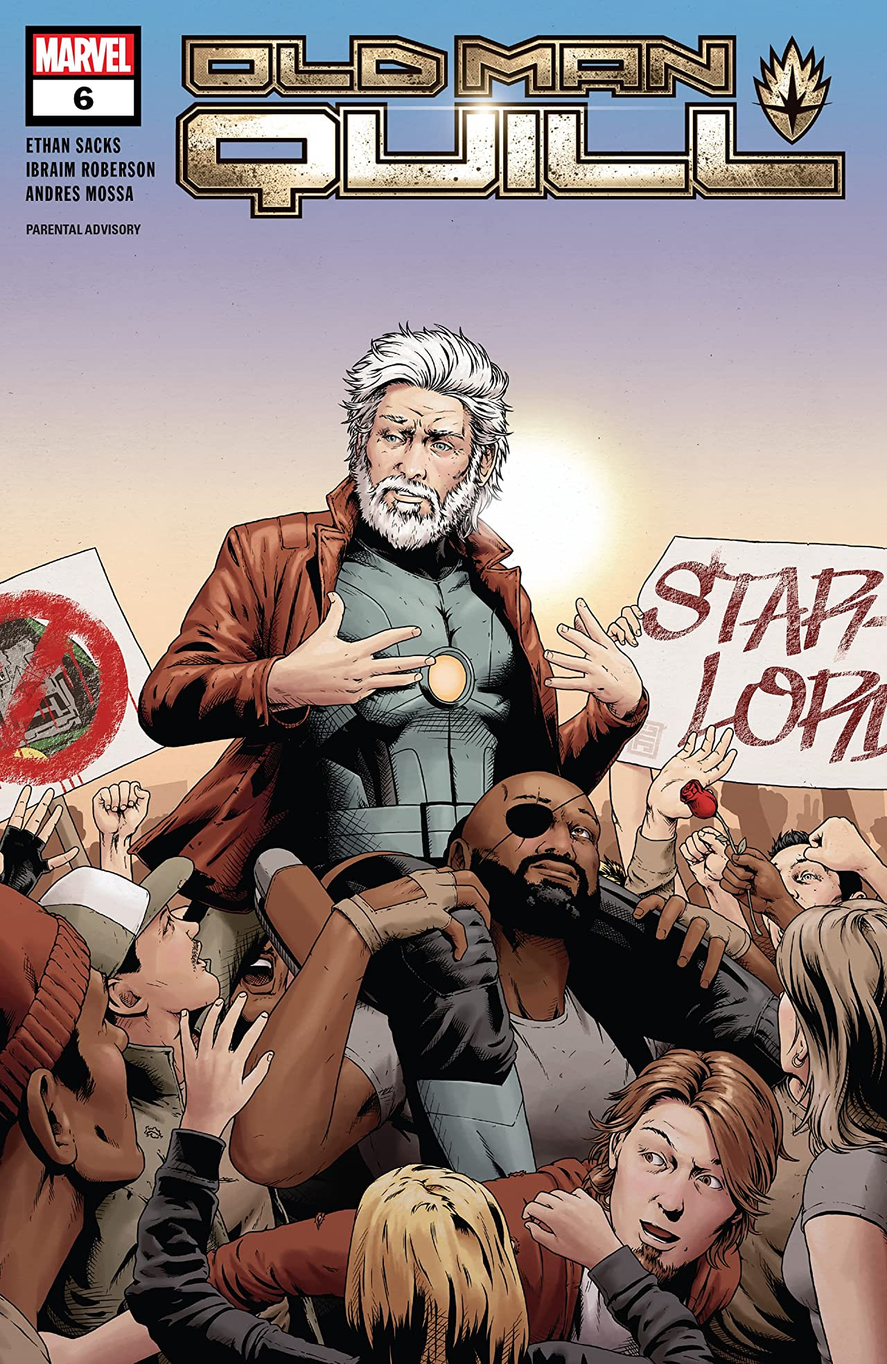 Old Man Quill (2019-) No.6 (sur 12)