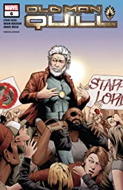 Old Man Quill (2019) #6 (of 12)