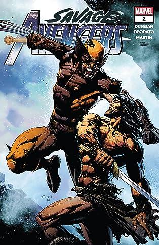 Savage Avengers (2019-) #2
