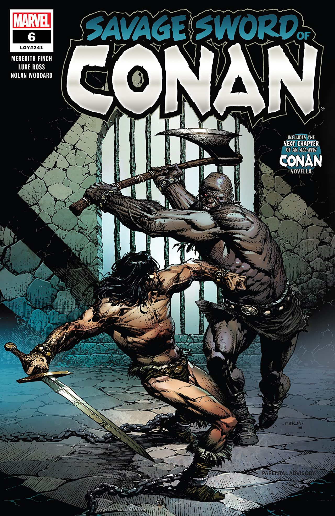 Savage Sword Of Conan (2019-) No.6