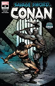 Savage Sword Of Conan (2019-) #6