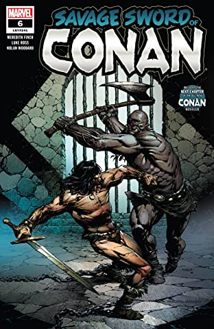 Savage Sword Of Conan (2019) #6