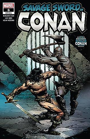 Savage Sword Of Conan (2019-) #6