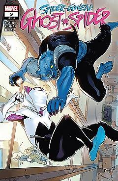 Spider-Gwen: Ghost-Spider (2018-) #9