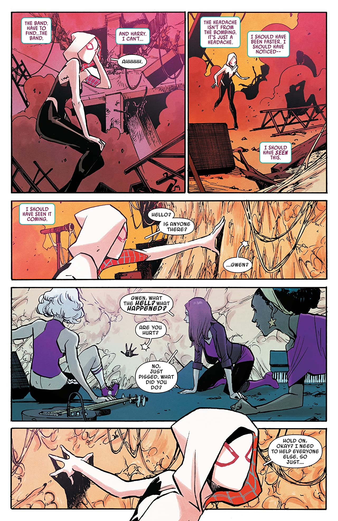 Spider-Gwen: Ghost-Spider (2018-2019) No.9