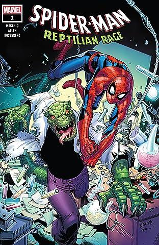 Spider-Man: Reptilian Rage (2019) #1