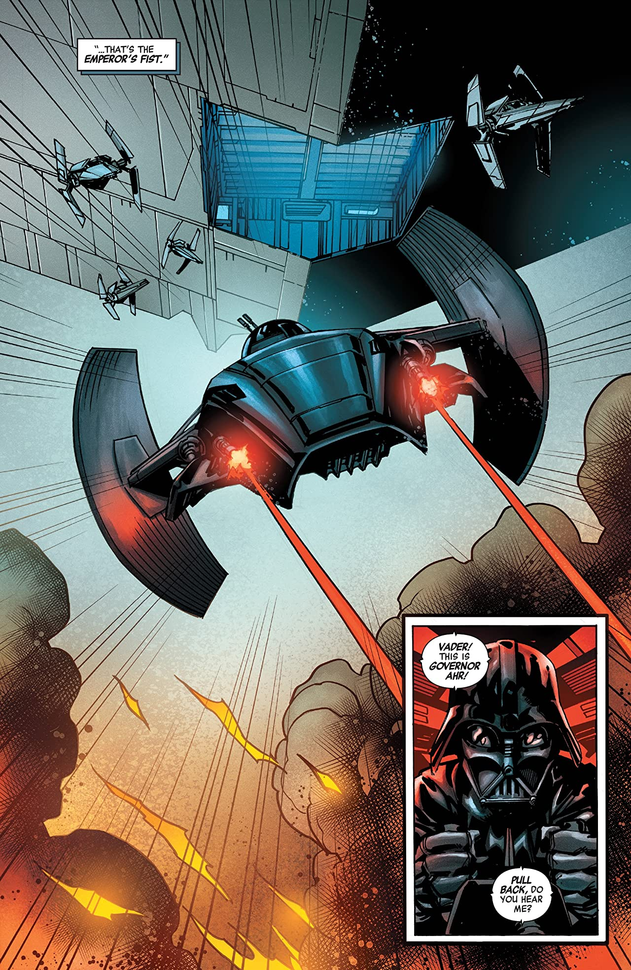 Star Wars: Age Of Rebellion - Darth Vader (2019) #1