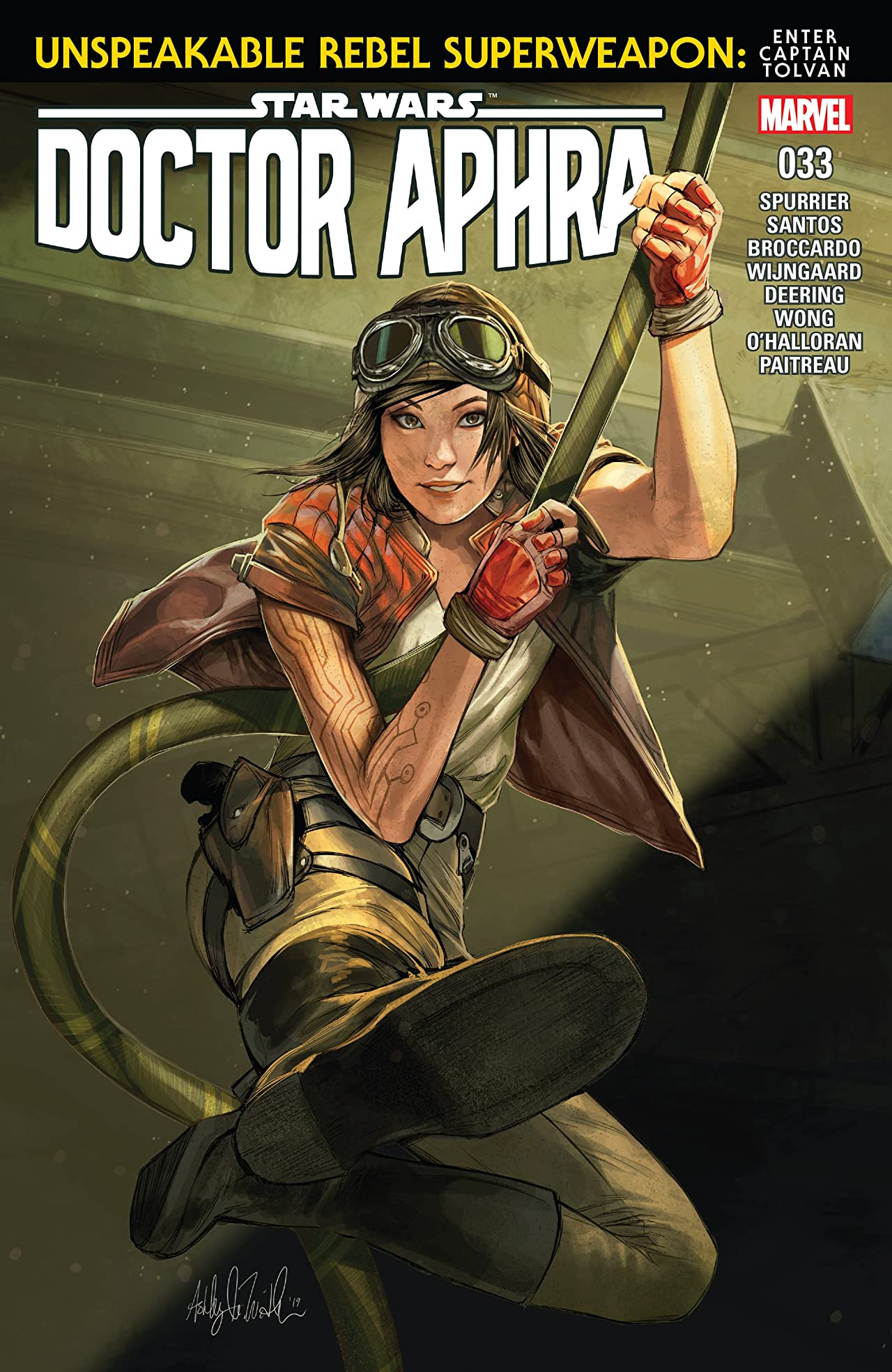 Star Wars: Doctor Aphra (2016-) No.33