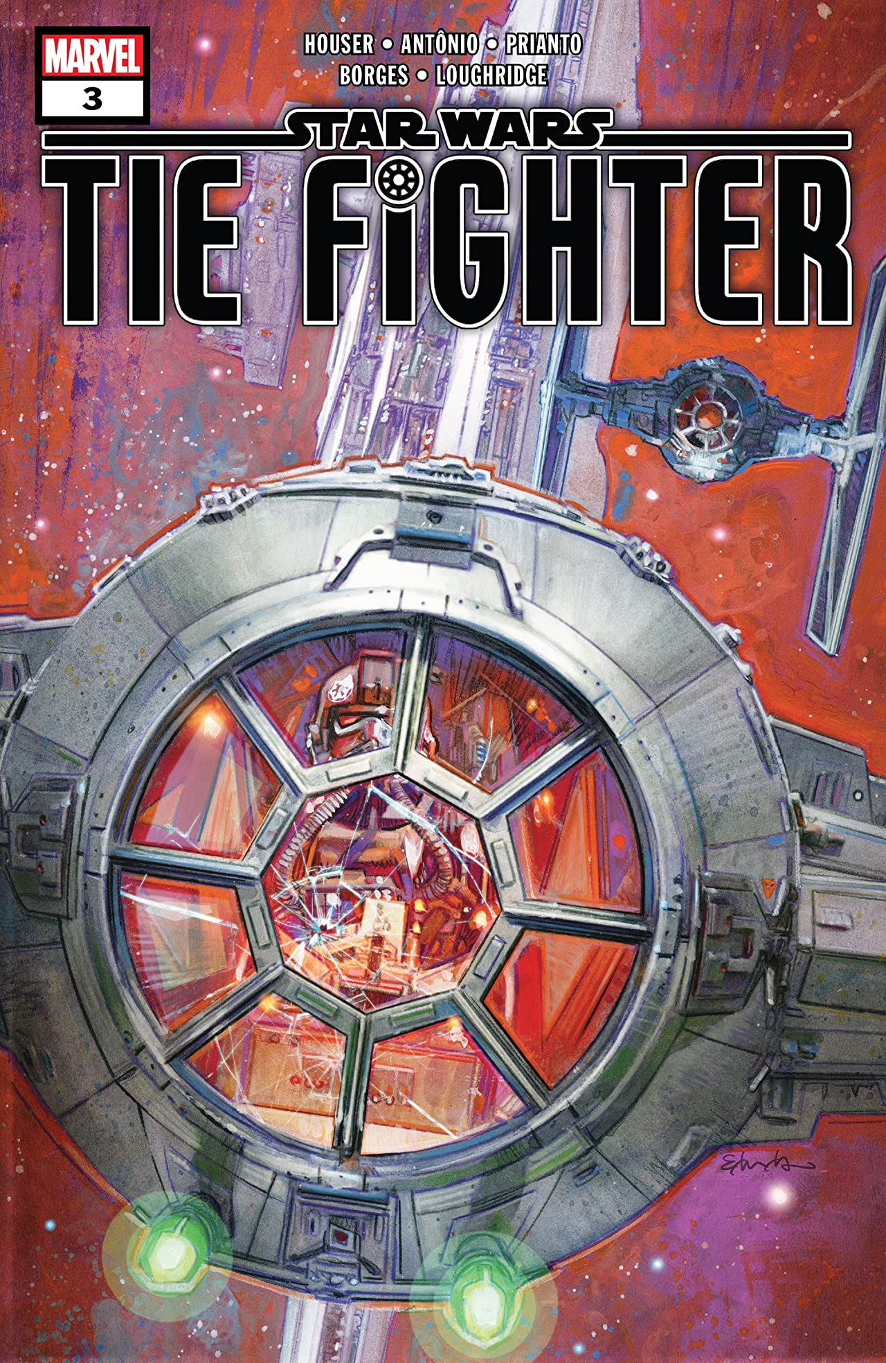 Star Wars: Tie Fighter (2019-) No.3 (sur 5)