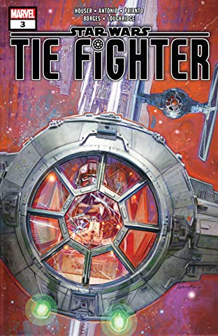 Star Wars: Tie Fighter (2019) No.3 (sur 5)