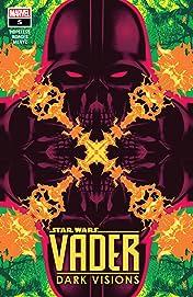 Star Wars: Vader - Dark Visions (2019) #5 (of 5)