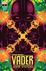 Star Wars: Vader - Dark Visions (2019) #5 (of 5)