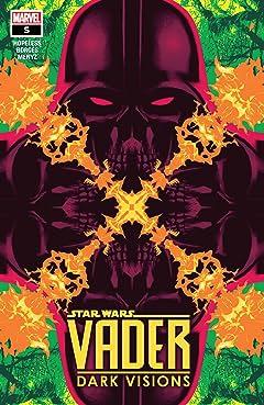 Star Wars: Vader - Dark Visions (2019) No.5 (sur 5)