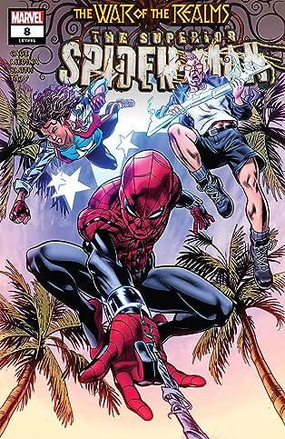 Superior Spider-Man (2018-) #8