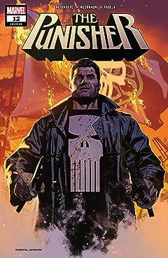 The Punisher (2018-) No.12