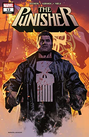 The Punisher (2018-) No.12