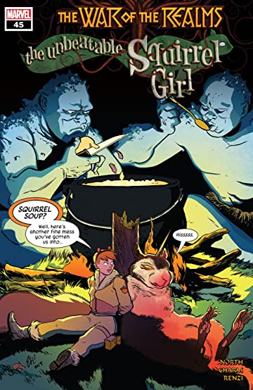 The Unbeatable Squirrel Girl (2015-2019) #45