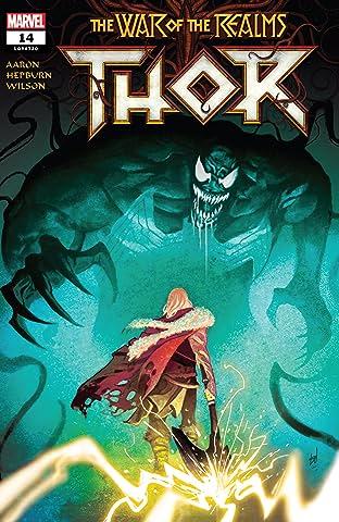 Thor (2018-2019) #14