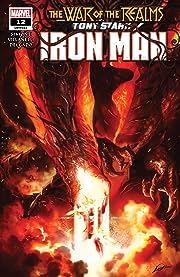 Tony Stark: Iron Man (2018-2019) #12