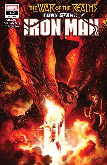 Tony Stark: Iron Man (2018-) #12
