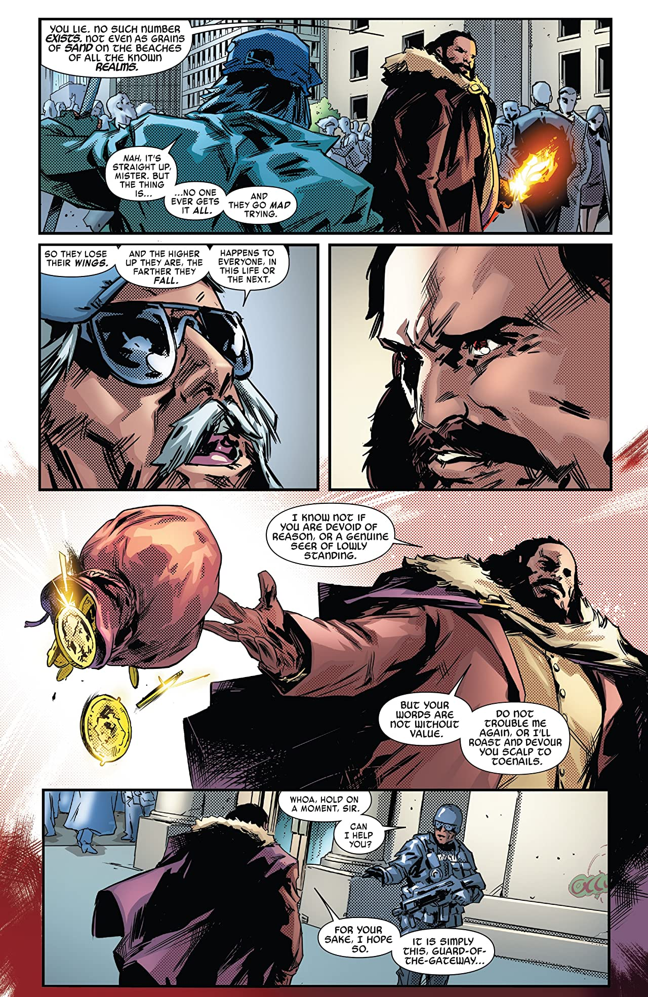 Tony Stark: Iron Man (2018-) #13