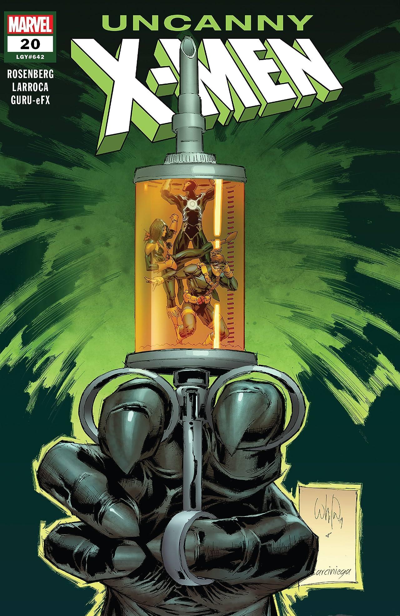 Uncanny X-Men (2018-) #20