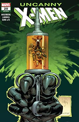 Uncanny X-Men (2018-2019) #20