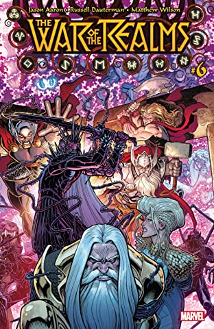War Of The Realms (2019-) #6 (of 6)