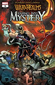 War Of The Realms: Journey Into Mystery (2019-) No.5 (sur 5)