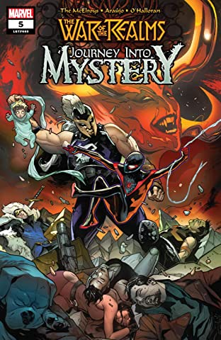 War Of The Realms: Journey Into Mystery (2019-) #5 (of 5)
