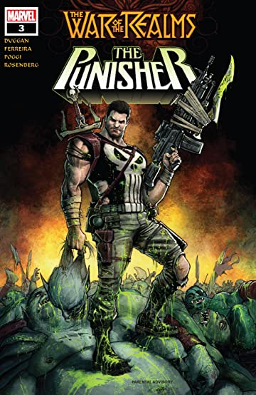 War Of The Realms: Punisher (2019) No.3 (sur 3)