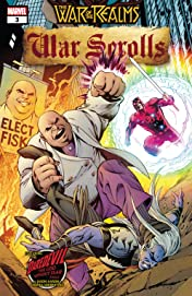 War Of The Realms: War Scrolls (2019) #3 (of 3)