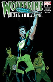 Wolverine: Infinity Watch (2019) No.5 (sur 5)