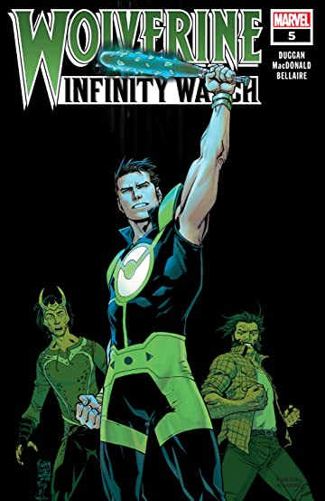 Wolverine: Infinity Watch (2019) #5 (of 5)