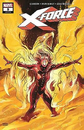 X-Force (2018-) #9