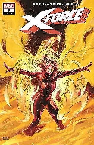 X-Force (2018-2019) No.9