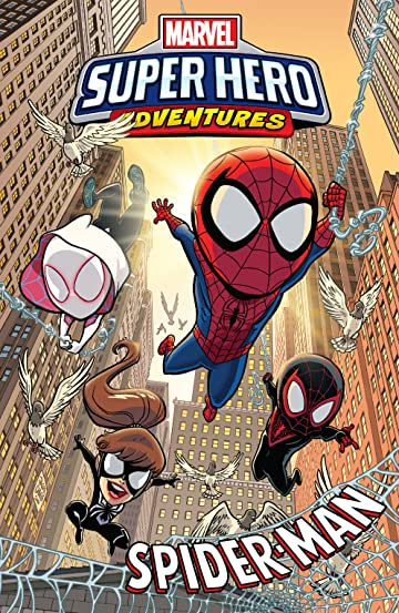 Marvel Super Hero Adventures: Spider-Man