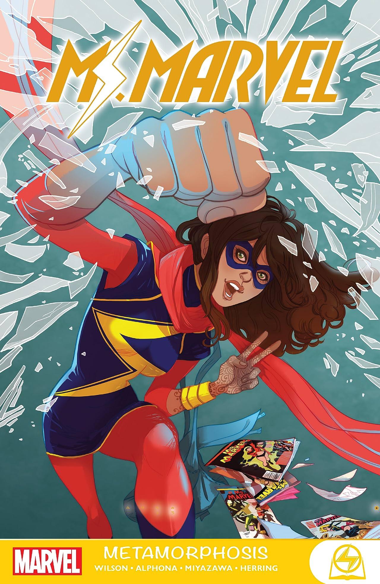 Ms. Marvel: Metamorphosis
