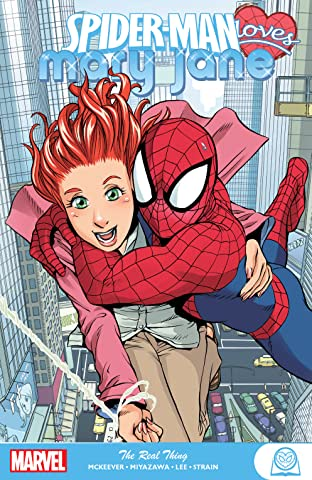 Spider-Man Loves Mary Jane: The Real Thing