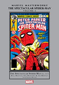 Spectacular Spider-Man Masterworks Vol. 2