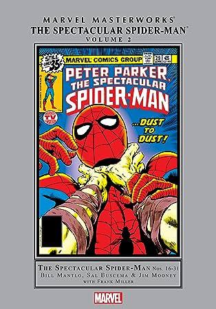 Spectacular Spider-Man Masterworks Vol. 2