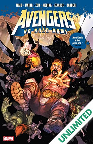 Avengers: No Road Home