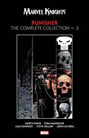 Marvel Knights Punisher by Garth Ennis: The Complete Collection Vol. 3