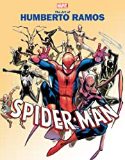 Marvel Monograph: The Art of Humberto Ramos - Spider-Man
