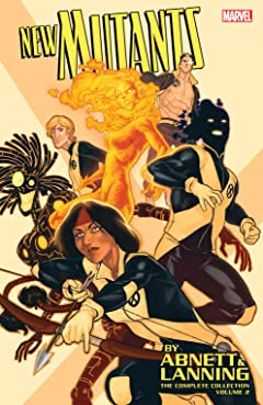 New Mutants by Abnett & Lanning: The Complete Collection Tome 2