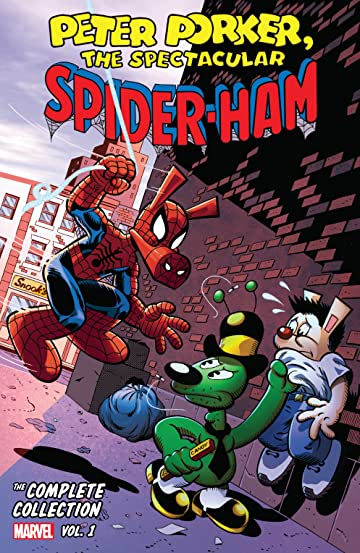 Peter Porker, The Spectacular Spider-Ham: The Complete Collection Tome 1
