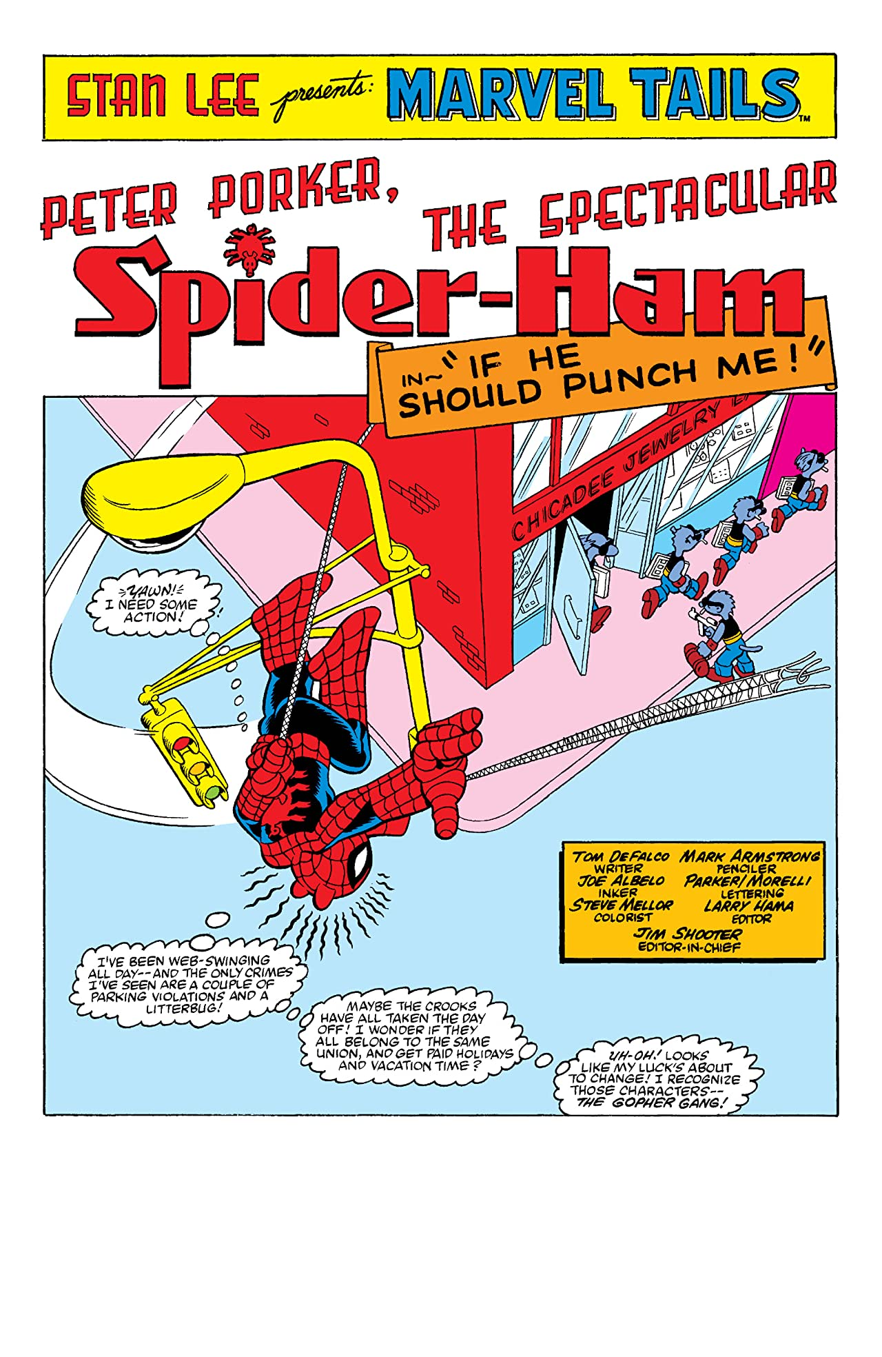 Peter Porker, The Spectacular Spider-Ham: The Complete Collection Vol. 1