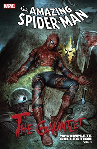 Spider-Man: The Gauntlet - The Complete Collection Tome 1