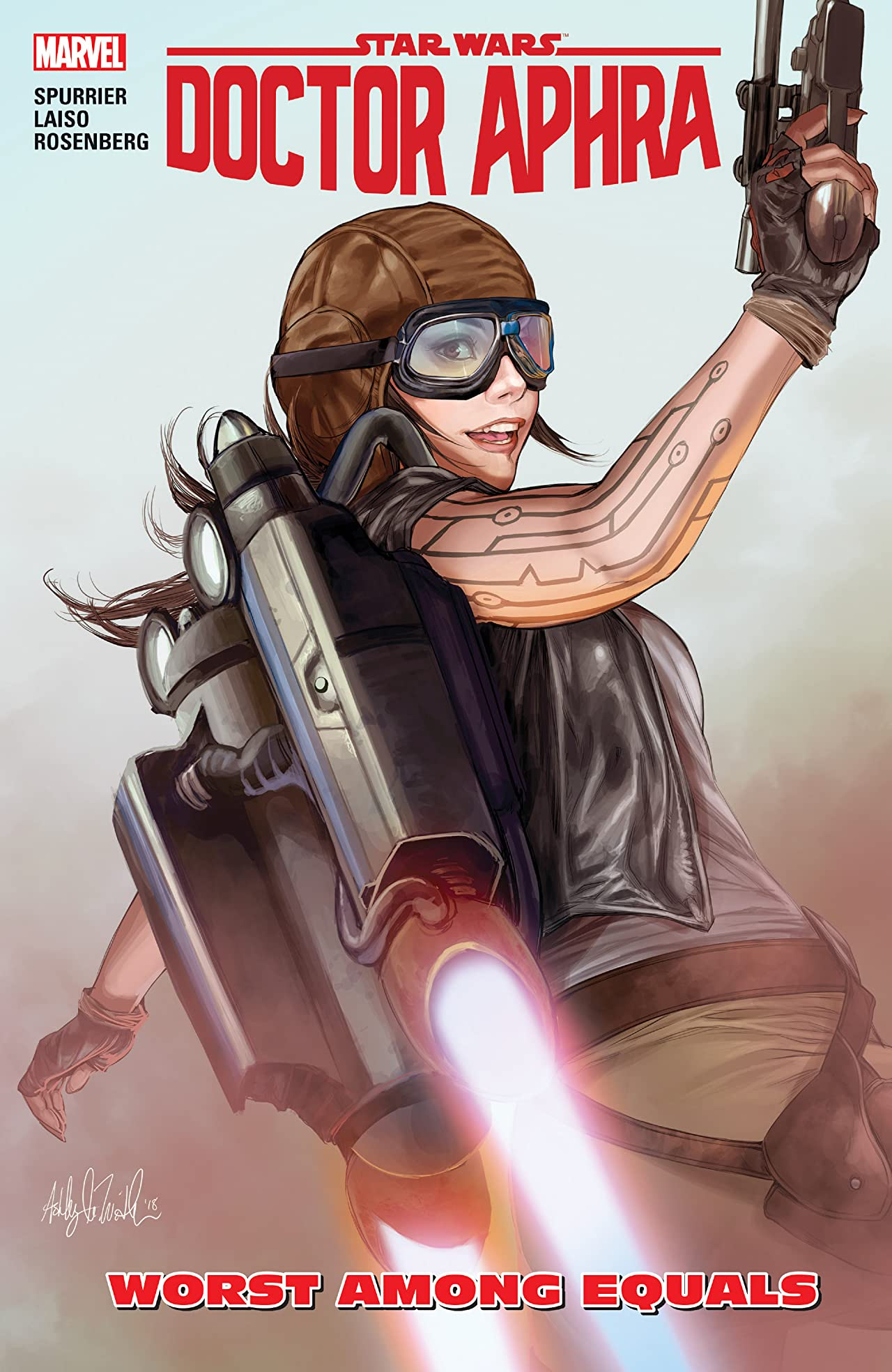 Star Wars: Doctor Aphra Tome 5: Worst Among Equals