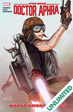Star Wars: Doctor Aphra Vol. 5: Worst Among Equals